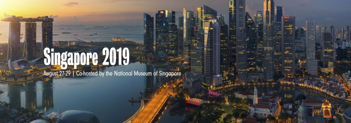 Global Cultural Districts Network Annual Convening Singapore