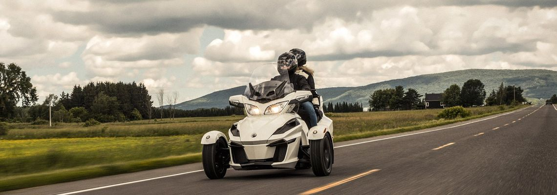 Spyder Riders